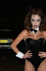 PASCAL CRAYMER at a Halloween Party in London 10/28/2016