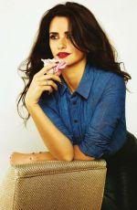 PENELOPE CRUZ in Mujer Hoy Magazine, Spain November 2016