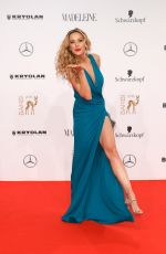 PETRA NEMCOVA at 68th Bambi Media Awards in Berlin 11/17/2016