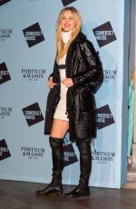 PETRA NEMCOVA at Fortnum & Mason VIP Launch Party in London 11/16/2016
