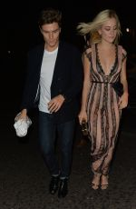 PIXIE LOTT and Oliver Cheshire at Bodo