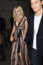 PIXIE LOTT and Oliver Cheshire Celebrates Their Engagement at Bodo