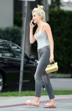 PIXIE LOTT Out and About in Los Angeles 11/06/2016