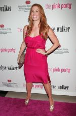 POPPY MONTGOMERY at 5th Annual Pink Party in Santa Monica 09/12/2016