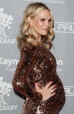 Pregnant MOLLY SIMS at 2nd Annual Baby Ball Gala in Los Angeles 11/11/2016