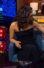 PRIYANKA CHOPRA on the Set of Watch What Happens Live 11/09/2016