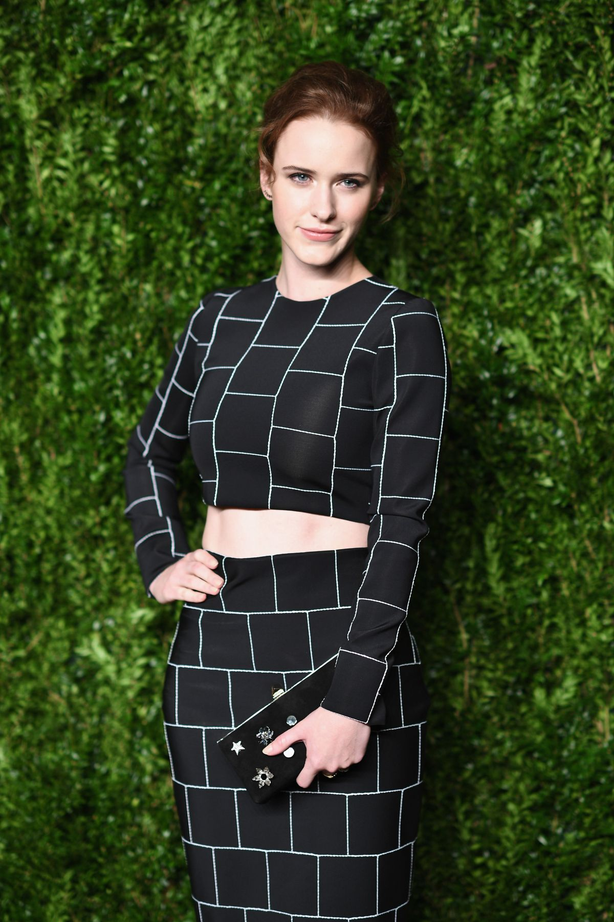 RACHEL BROSNAHAN at 13th Annual CFDA/Vogue Fashion Fund Awards in New York 11/07/2016