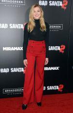 RACHEL HILBERT at 'Bad Santa 2' Premiere in New York 11/15/2016