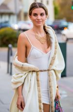 RACHEL MCCORD Out and About in Los Angeles 11/19/2016