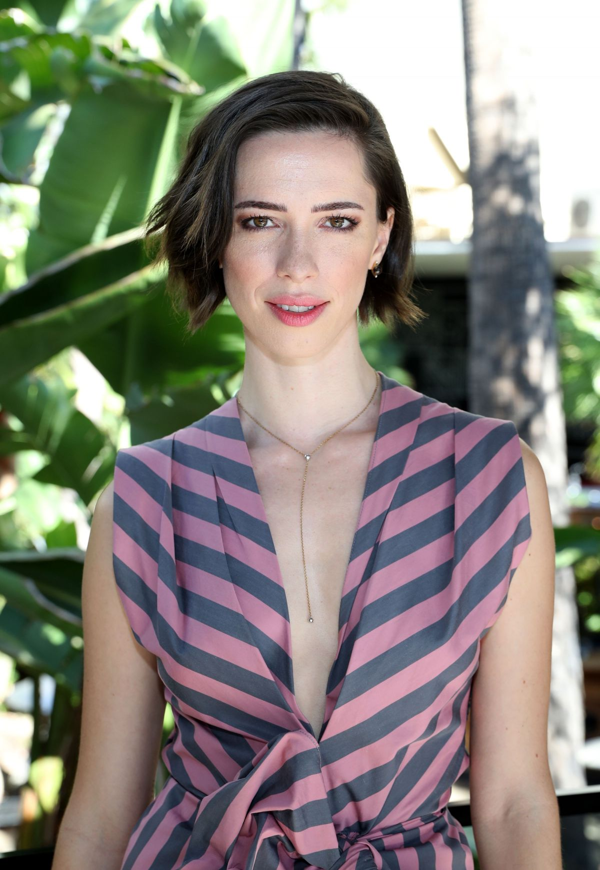 REBECCA HALL at Audi Sky Lounge Hosts Indie Contenders Reception in Los Angeles 11/13/2016