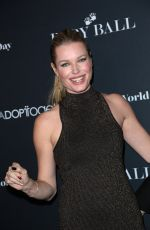REBECCA ROMIJN at 5th Annual baby2baby Gala in Culver City 11/12/2016