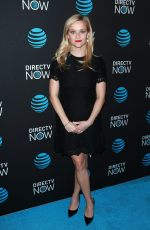 REESE WITHERSPOON at AT&T Celebrates Launch of DirecTV Now in New York 11/28/2016