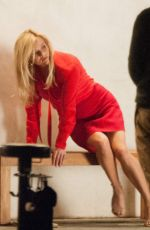 REESE WITHERSPOON on the Set of