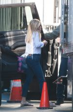 REESE WITHERSPOON Out and About in Brentwood 11/10/2016