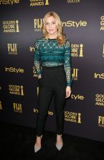 RHEA SEEHORN at HFPA & Instyle's Celebration of Golden Globe Awards Season in Los Angeles 11/10/2016