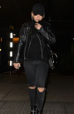 RITA ORA at Heathrow Airport in London 11/21/2016