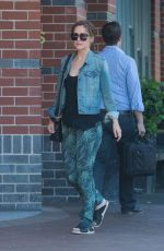 ROSE BYRNE Out and About in Sydney 11/17/2016