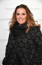 SAM BAILEY at Champneys Beauty College Launch in London 11/25/2016