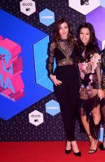 SANDRA LAMBECK at MTV Europe Music Awards 2016 in Rotterdam 11/06/2016