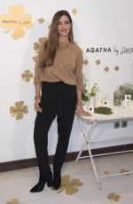 SARA CARBONERO at Agatha Paris: Symbols and Luck Jewelry Collection Presentation in Madrid 11/10/2016