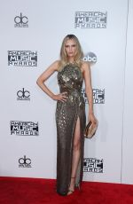 SARA FOSTER at 2016 American Music Awards in Los Angeles 11/20/2016