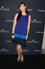 SARA RUE at 2nd Annual Baby Ball Gala in Los Angeles 11/11/2016