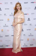 SARAH RAFFERTY at 44th International Emmy Awards in New York 11/21/1016