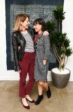 SASHA SPIELBERG at Madewell Celebrates The Holidays in Beverly Hills 11/15/2016