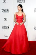 SELENA GOMEZ at 2016 American Music Awards at The Microsoft Theater in Los Angeles 11/20/2016