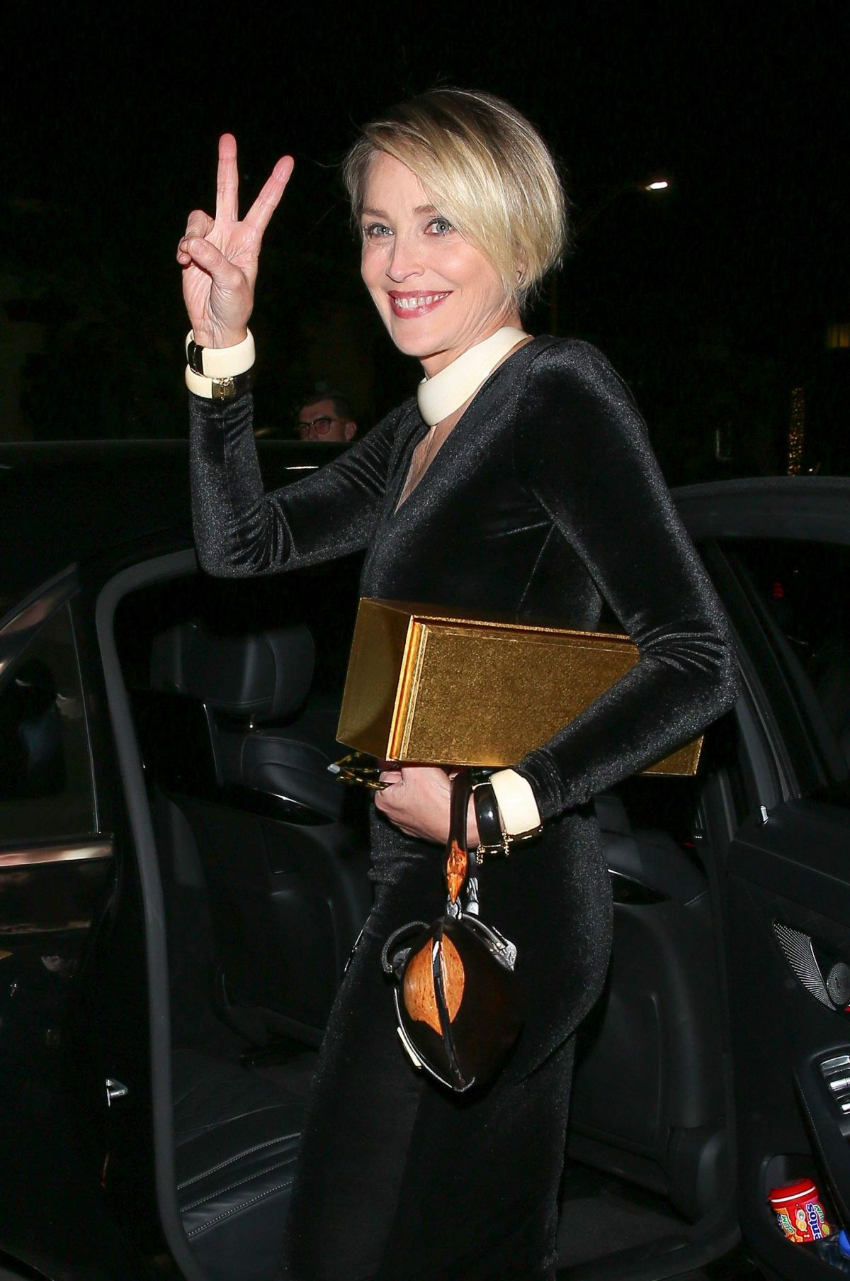 SHARON STONE at