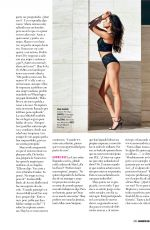 SHAY MITCHELL in Cosmopolitan Magazine, Chile Body Issue 2016