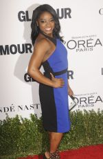 SIMONE BILES at Glamour Women of the Year 2016 in Los Angeles 11/14/2016