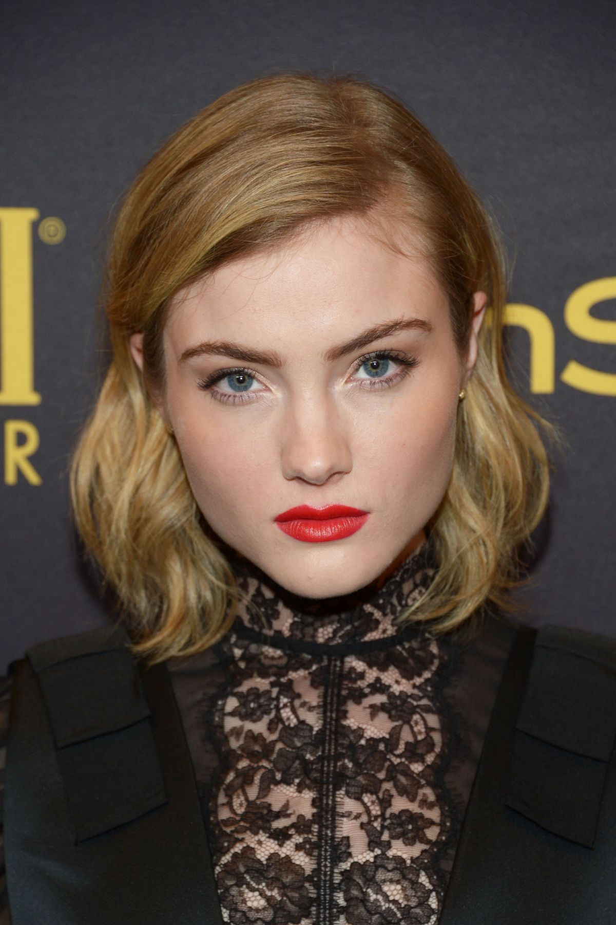 SKYLER SAMUELS at HFPA & Instyle's Celebration of Golden Globe Awards Season in Los Angeles 11/10/2016