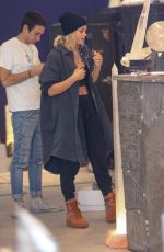 SOFIA RICHIE at Fred Segal in West Hollywood 11/03/2016