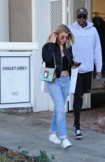 SOFIA RICHIE Out Shopping in West Hollywood 11/21/2016