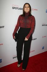 SOPHIE SIMMONS at Airbnb Open Spotlight in Los Angeles 11/19/2016
