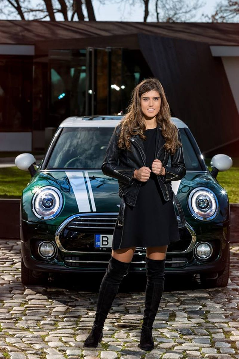 SORANA CIRSTEA for Mini of Romania Promos