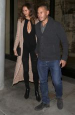 STACY KEIBLER at Catch LA in West Hollywood 11/22/2016