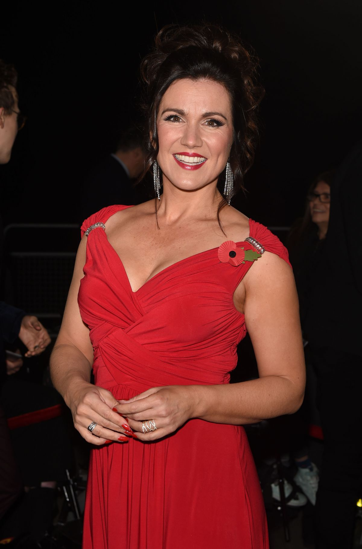 SUSANNA REID at Pride of Britain Awards 2016 in London 10/31/2016