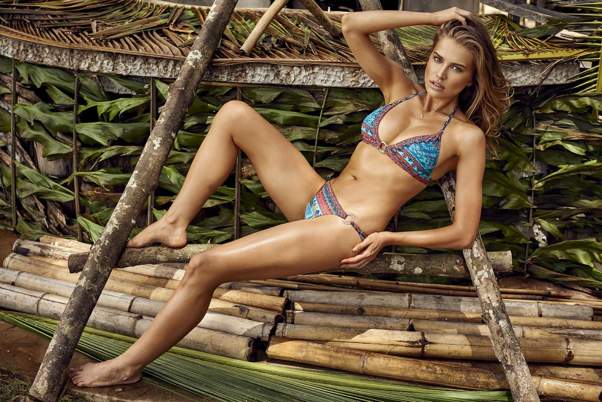 TANYA MITYUSHINA by Jacques Weyers for World Swimsuit 2016