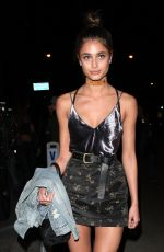 TAYLOR HILL Night Out in West Hollywood 11/04/2016