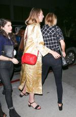 TAYLOR SWIFT Arrives at Arclight Movie Theater in Lso Angeles 11/11/2016