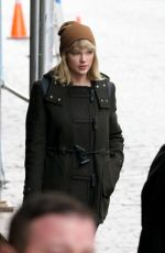 TAYLOR SWIFT Out and About in New York 11/23/2016
