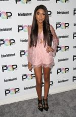 TEALA DUNN at Entertainment Weekly Popfest in Los Angeles 10/29/2016