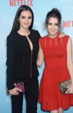 VANESSA MARANO at 'Gilmore Girls: A Year in the Life' Premiere in Los Angeles 11/18/2016