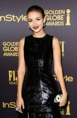 VICTORIA JUSTICE at HFPA & Instyle