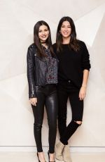 VICTORIA JUSTICE at Rebecca Minkoff x Smashbox Event in Los Angeles 11/15/2016