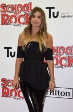 VOGUE WILLIAMS at The School of Rock Musical VIP Night in London 11/14/2016