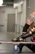 WWE - Candid Photoshoot Outtakes 2016