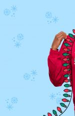 WWE - Christmas Sweaters Photoshoot